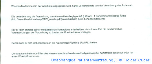 Frau Angela Merkel und Ihr Medizinwesen (3)
